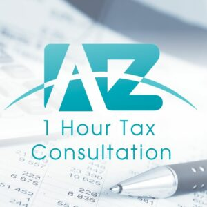 1 Hour Tax Consultation Online